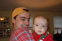 Uncle Andrew and Jack