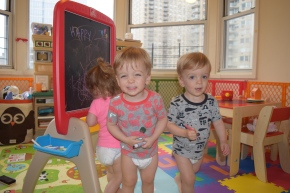 """Jack is practicing saying, """"CHEESE!"""""""
