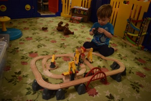 Trainsets...